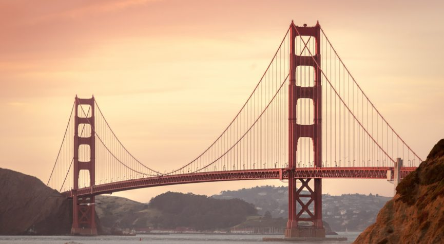 golden gate bridge 388917 1920 865x475 - Blog Posts with Comments